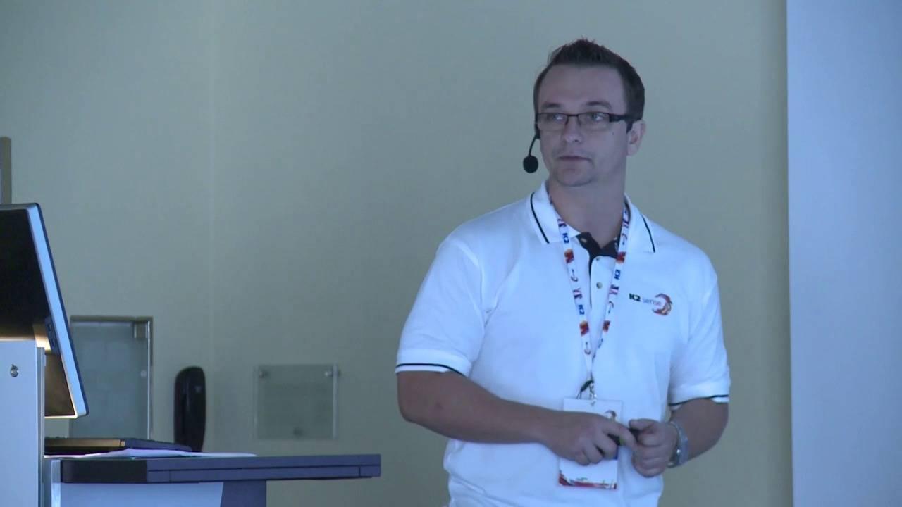 K2 eshop a mobilní zařízení