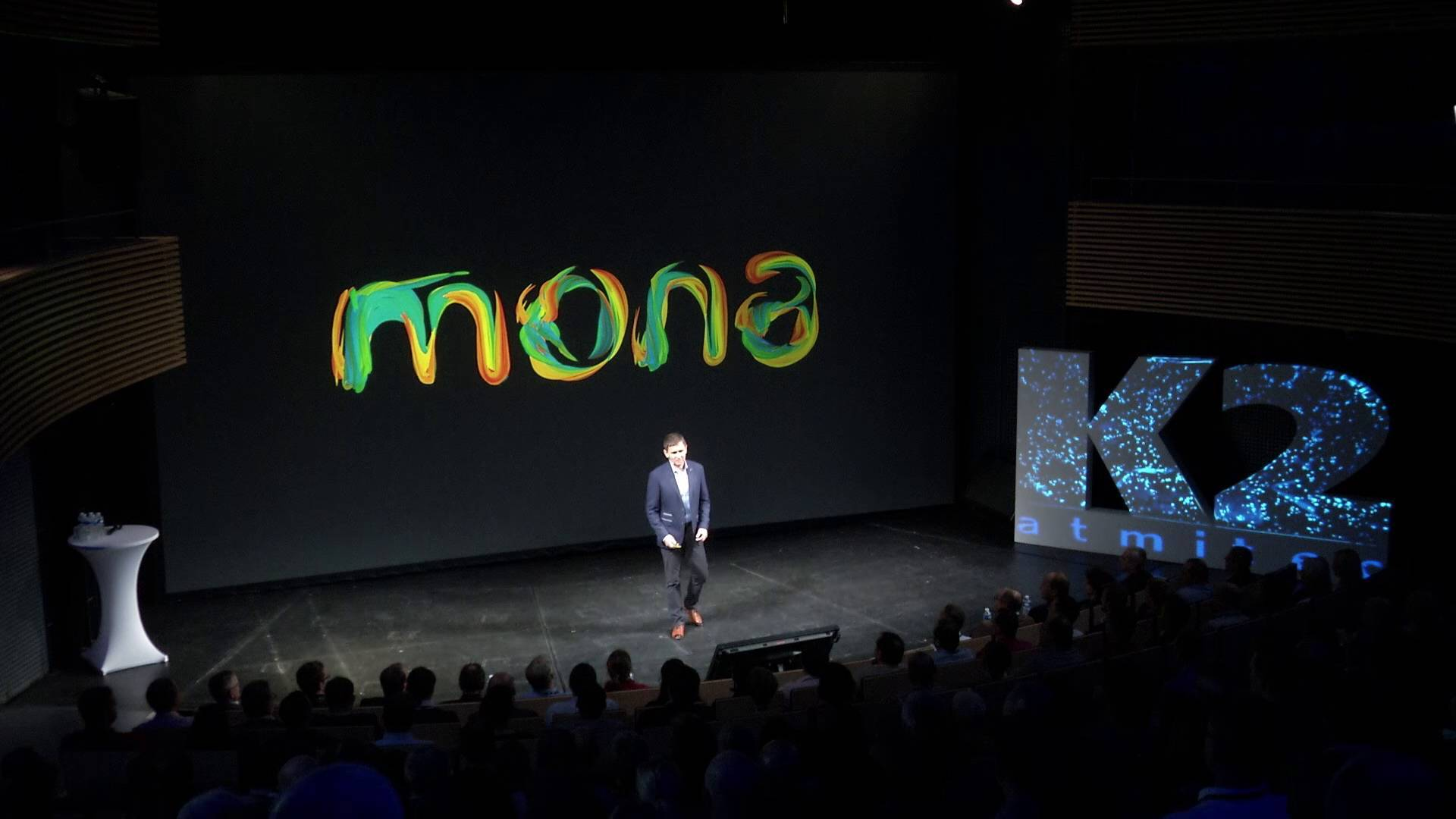 Konference K2 mona - 1. část