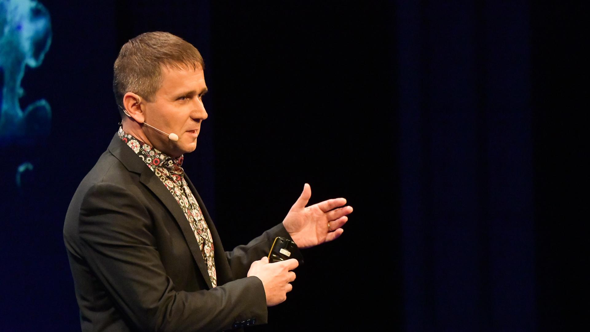 Petr Schaffartzik - Keynote konference K2 luna